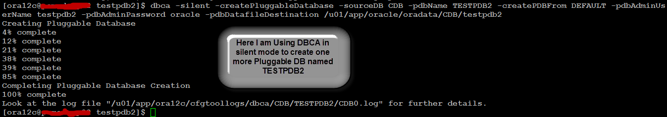 how to find the sid of oracle database
